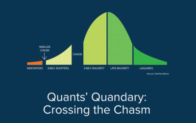 Quants' Quandary: Crossing the Chasm